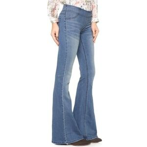 Free People Pull On Flare Jean size 27 NWT